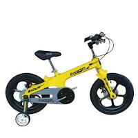 12 evergreen magnesium   bmx sepeda anak