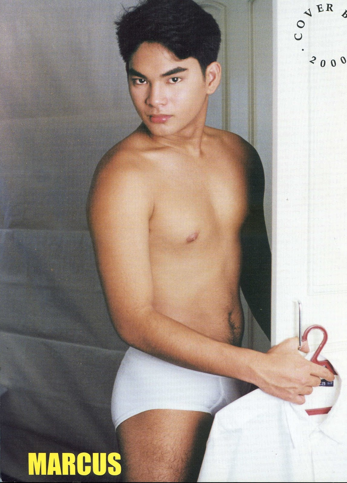 Anibal Rada Porn pageant junkie: marcus madrigal: in underwear