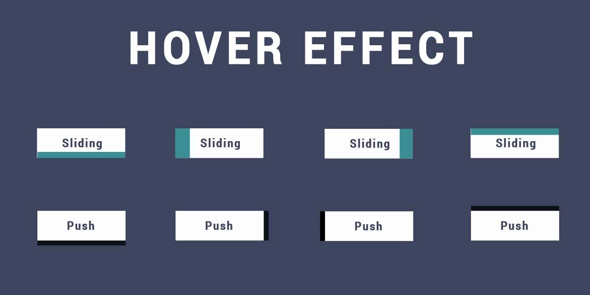 Membuat Hover Effect pada button di CSS - Gazkintz