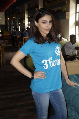 Soha Ali Khan playing unique role in upcming movie '31st October'