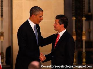 Barack Obama, comunicación no verbal, Peña Nieto, presidentes
