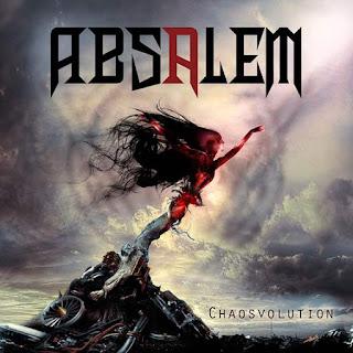 """Ο δίσκος των Absalem """"Chaosvolution"""""""