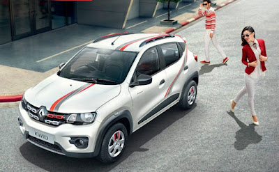 2017 Renault Kwid Live For More Edition Hatchback Hd Image