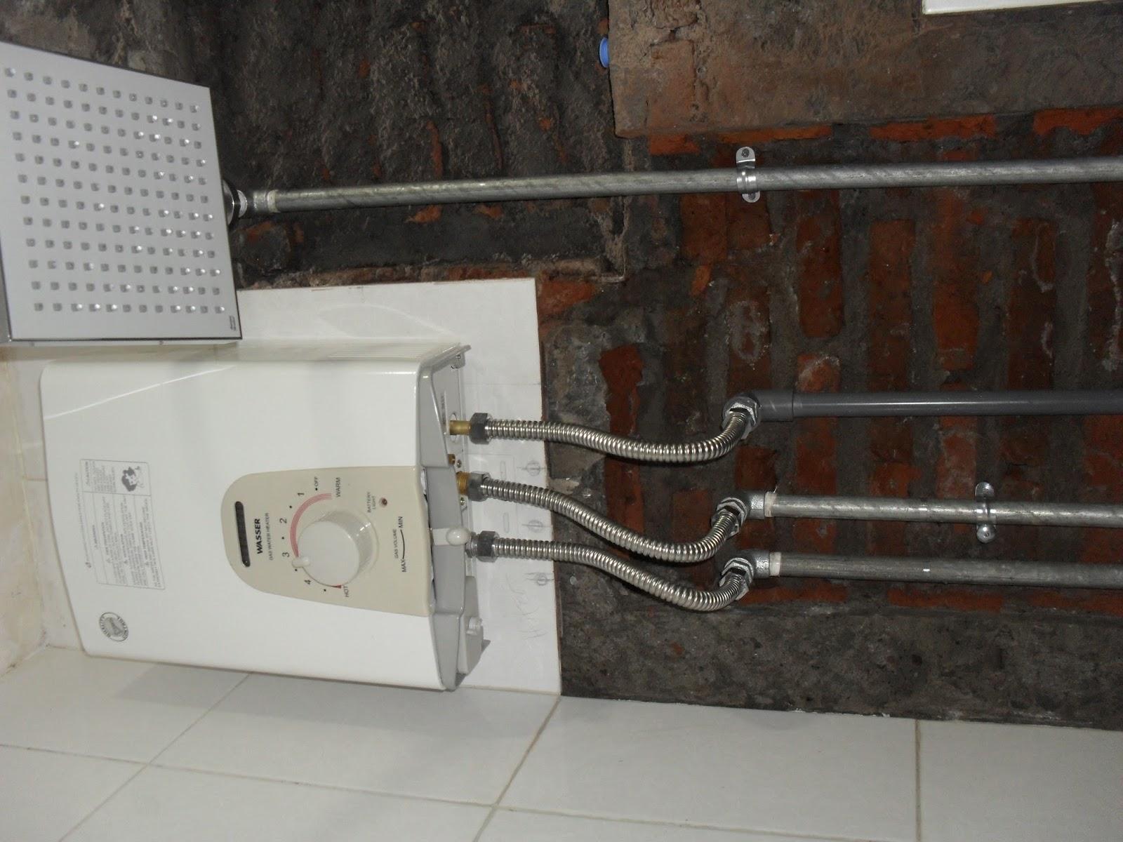 Water Heater Murah Komplit