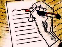 Pengertian, ciri-ciri, jenis, Unsur dan Contoh Surat Lamaran Pekerjaan