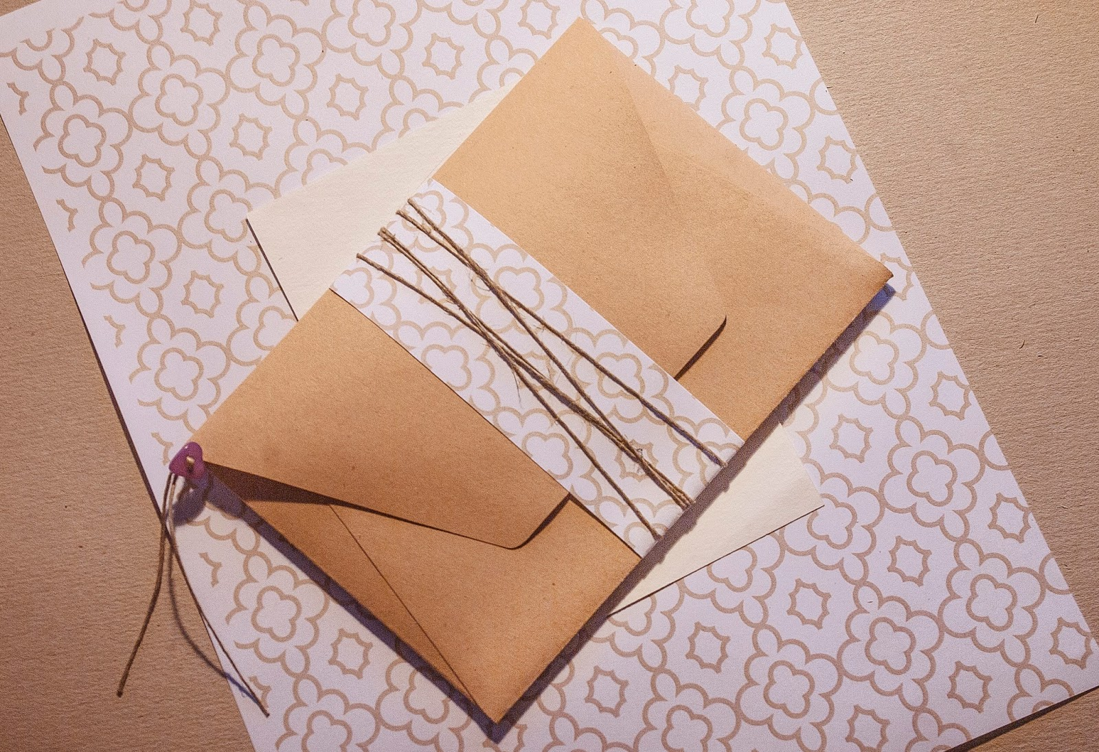 koperta DIY | instrukcja wykonania | zrób to sam