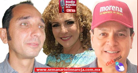 Radio Pasillo dice.. Movimientos en Morena para la diputación del D-10 (de Playa del Carmen)