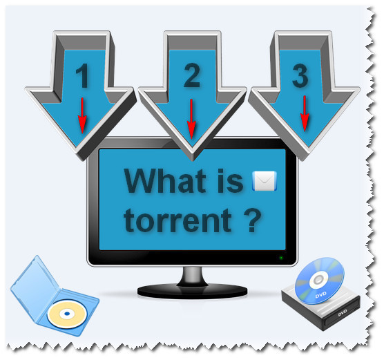 What is Torrent? What is Torrent Hindi