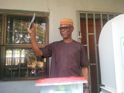 Edo election: Show me where they're bribing voters so I can go get my share- Oyegun says