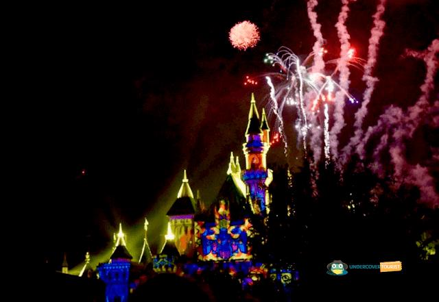 Mejores Lugares Para Ver Los Fuegos Artificiales En Disneylandia