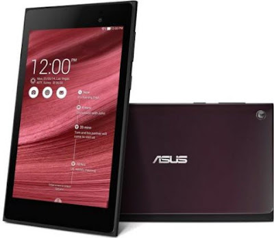 Asus Memo Pad 7 ME572CL Complete Specs and Features
