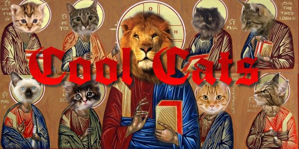 Cool Cats - a blog about cool Catholics