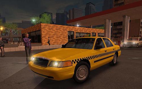 تحميل لعبة Taxi Sim 2016 مهكره كامله