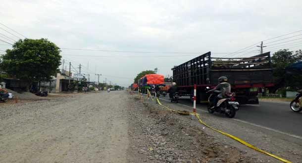 Perbaikan Jalur Mudik Karawang Ditargetkan Rampung H-10