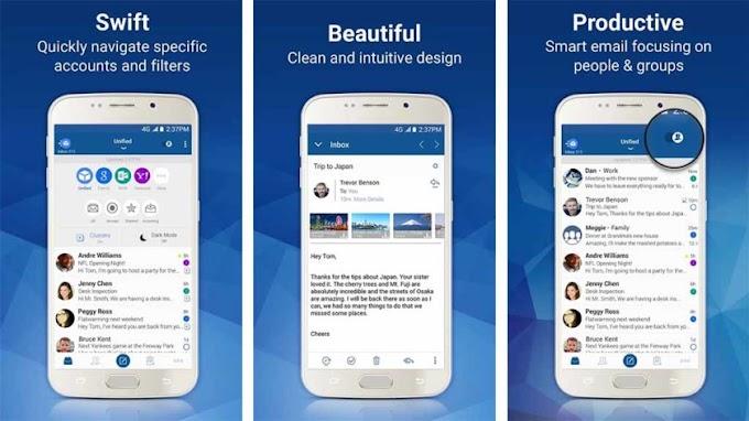 Blue Mail - Ο καλύτερος τρόπος για να διαχειρίζεστε τα email από το Android κινητό σας