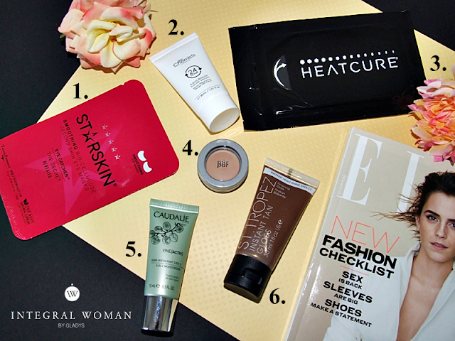 Beautybox de Lookfantastic de Marzo_Integral Woman by Gladys_02