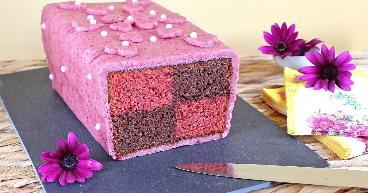 Almond Flavoured Sponge Cake