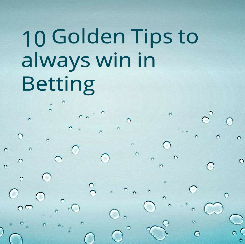 10 Tips to Always Win in Cricket Betting