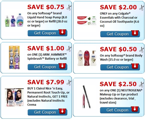 softsoap coupons print now!