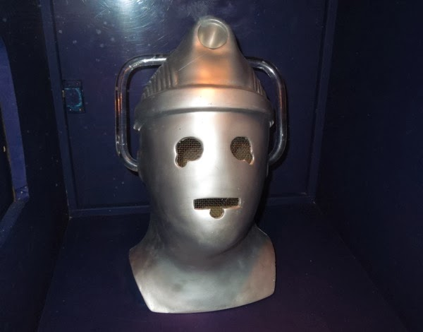 1968 Cyberman Doctor Who The Wheel in Space