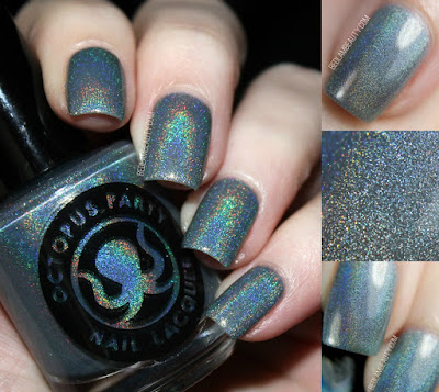Octopus Party Nail Lacquer Ice Ice Maybe | Winter 2017