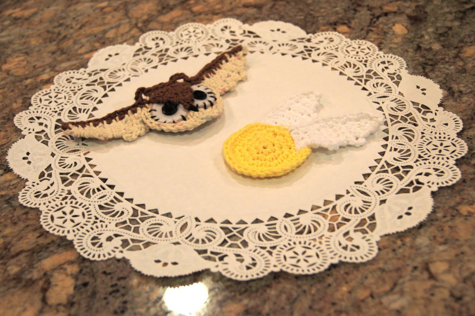 How to crochet: wings louies loops