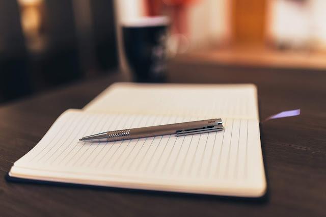 ide untuk menulis hilang