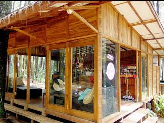 Cafe Di Gunung Pancar-Ameera Cafe