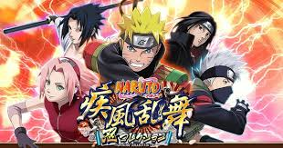 Naruto Shinobi Collection Shippuranbu Apk Mod