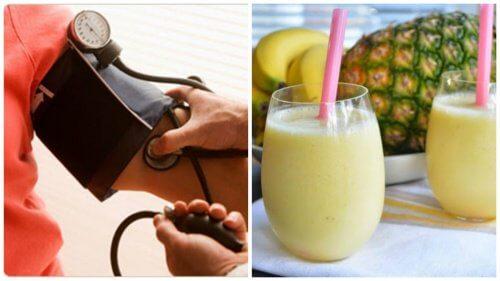 Pressão alta:conheça uma bebida matinal para controlá-la