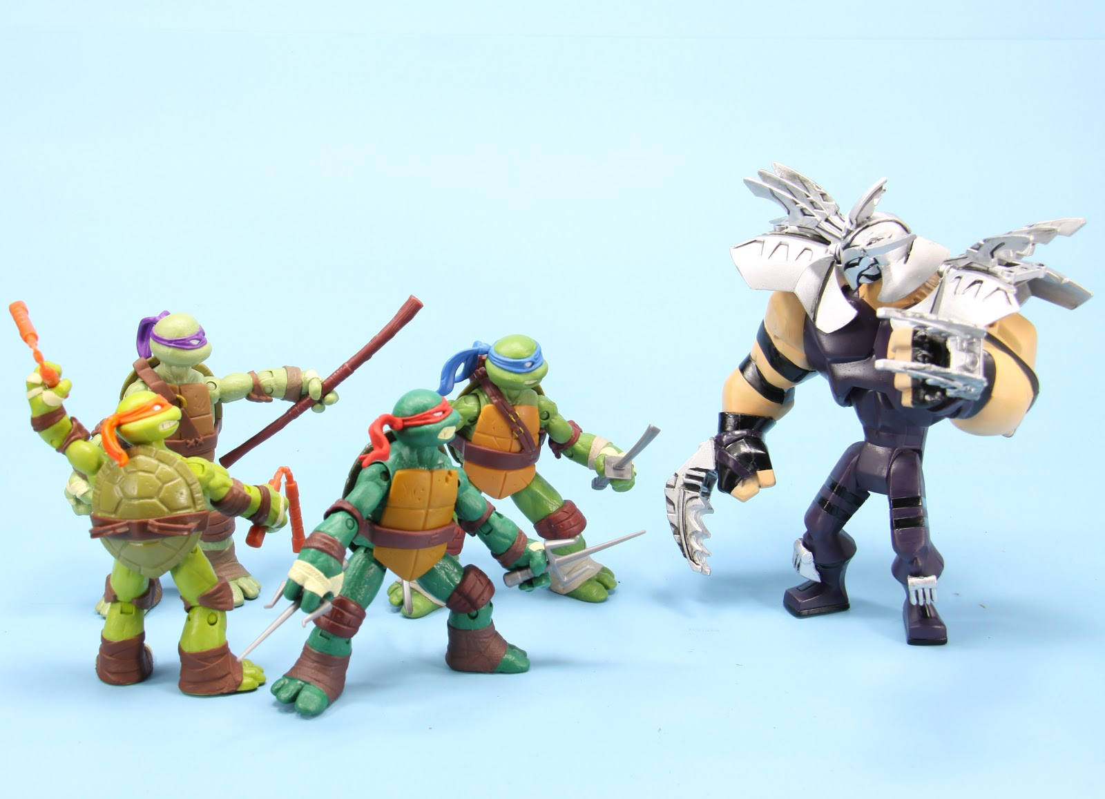 Packratstudios Massive Tmnt Update Usagi Yojimbo Krang 2 0 Slash