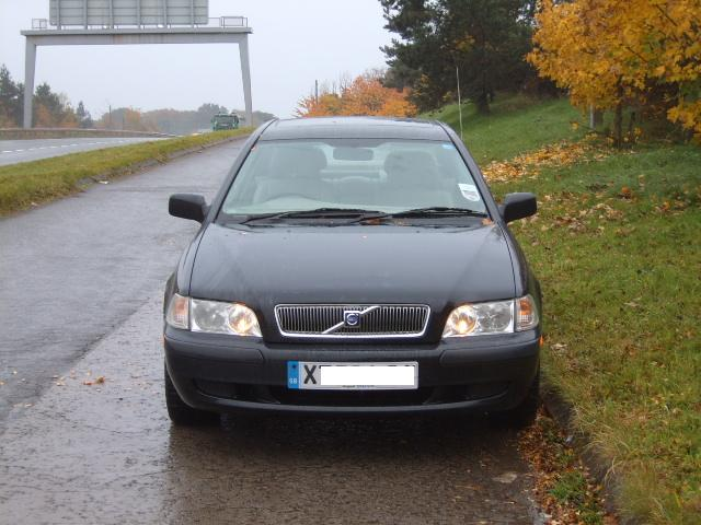 Volvo S40 with pulley - solenoid problem
