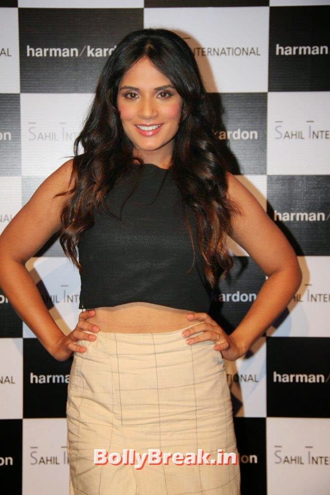 Richa Chadha, Jacqueline, Shriya, Richa Chadha at luxury brand launch