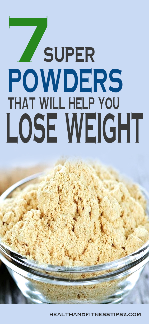 best weight loss powder