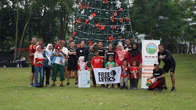#temanmain19 : Fit Fun Family