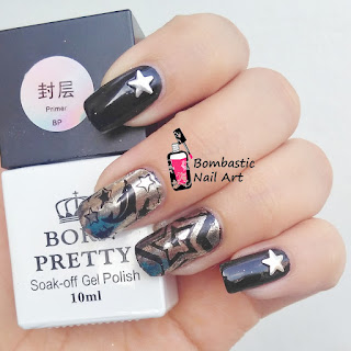 Chrome Nail Art