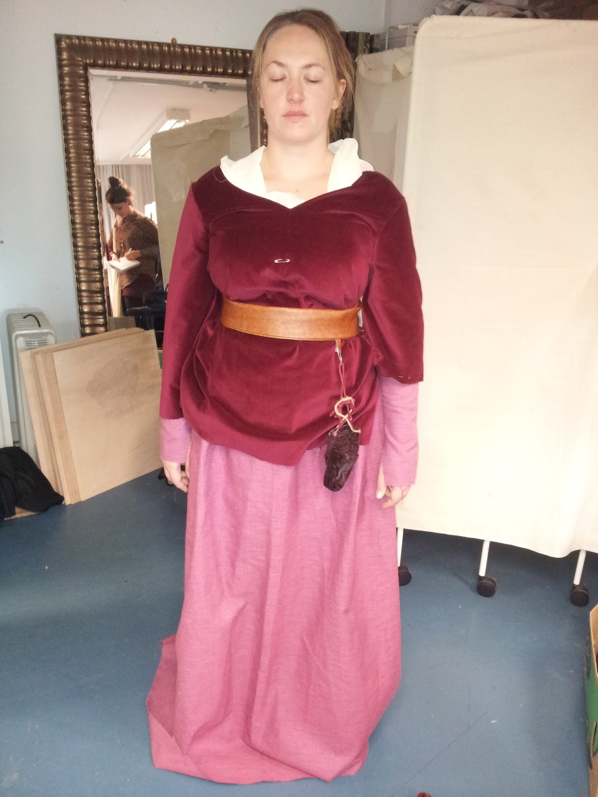 The Diary Of A Costume Girl Second Fitting Bit Of A