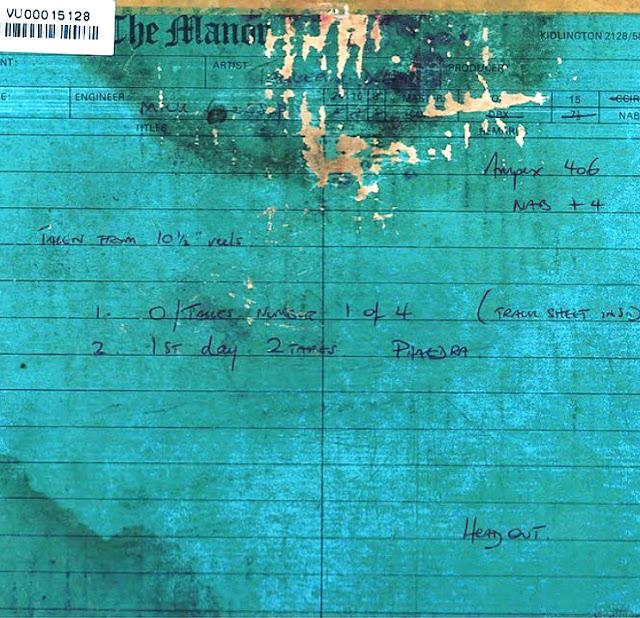 EMPortal info - View topic - New Tangerine Dream boxset