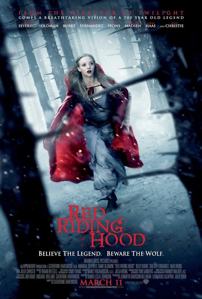 Review Film : Red Riding Hood
