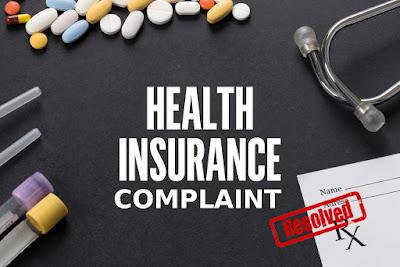 Health Insurance Complaints