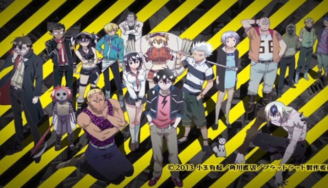 Download Blood Lad Subtitle Indonesia
