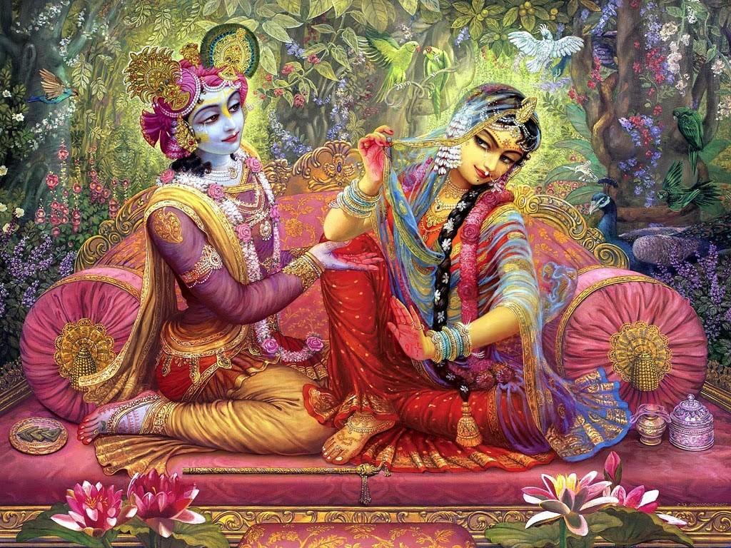 radha krishna love image for facebook cover