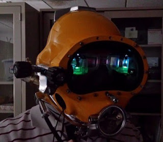 helm HUD iron man mode on