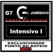 G7 Intensivo Anual 2017
