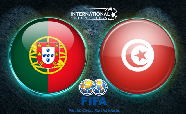 Portugal vs Tunisia Full Match And Highlights 28 May 2018