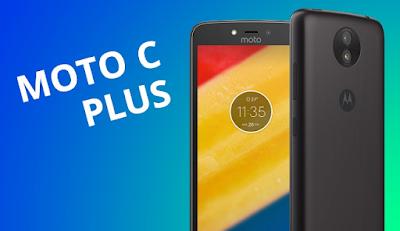 Moto C Plus mobile