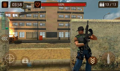 Battlefield Frontline City v5.1.6 Mod Apk (Unlimited Ammo)