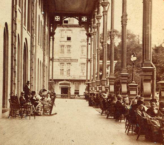 41 rare photos of american hotels from between the 1860s for Saratoga hotel in chicago