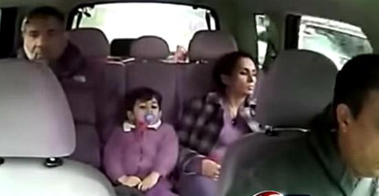 Você não usa o cinto de segurança no banco de trás? Então veja isso!