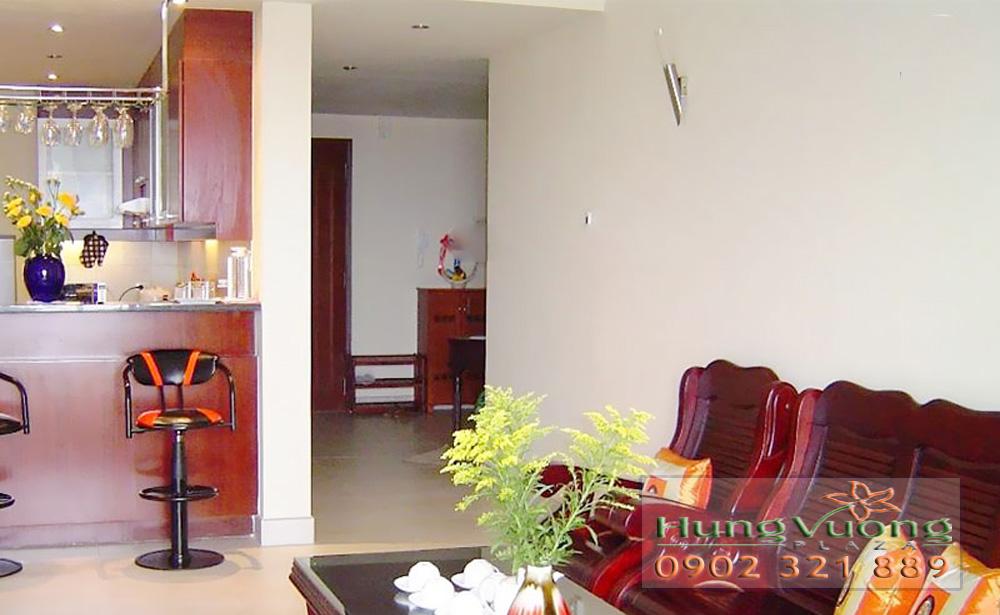 cho thuê căn hộ Hùng Vương Plaza Quận 5